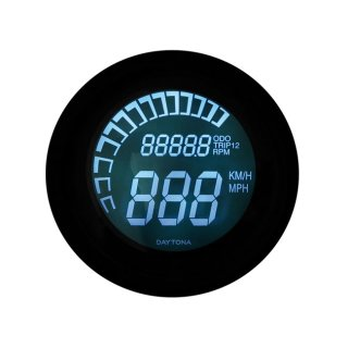 VELONA DIGITAL 60MM SPEEDOMETER