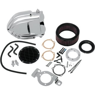 HARLEY XL SPORTSTER KURYAKYN PRO-R HYPERCHARGER AIRCLEANER 91-06