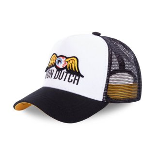 Von Dutch Eyes cap black/yellow