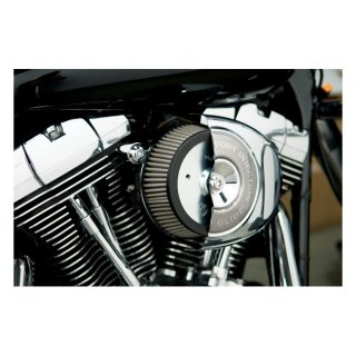 HARLEY DYNA SOFTAIL TWIN CAM STAGE I BIG SUCKER AIR FILTER KIT 99-17