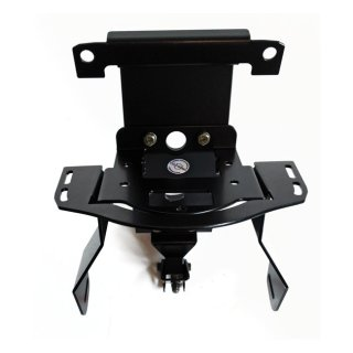 HARLEY V ROD CULT WERK HEADLAMP VISOR FAIRING ABS 12-17
