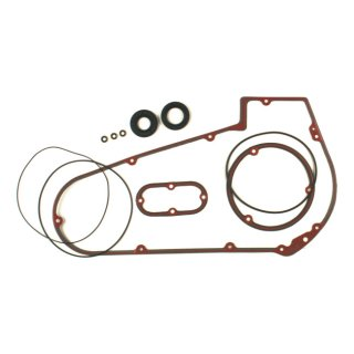JAMES PRIM. COVER GASKET SET, IN/OUTER