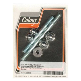 COLONY GAS TANK MOUNT KIT